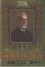 Hangya Naptár 1938. - Régikönyvek