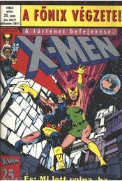 X-Men 1995/4 július 25. szám - Régikönyvek