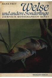 Welse und andere Sonderlinge - Régikönyvek