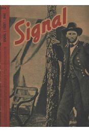Signal 1944/1. füzet - Régikönyvek