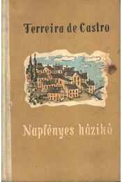 Napfényes házikó - Régikönyvek