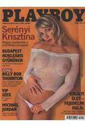 Playboy 2003. július - Régikönyvek