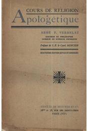 Apologétique - Régikönyvek