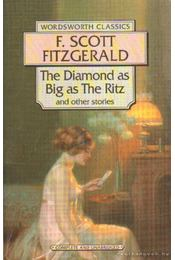 The Diamond as Big as The Ritz (angol-nyelvű) - Régikönyvek