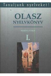 Olasz nyelvkönyv I-II. kötet - Régikönyvek