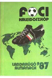 Labdarugó almanach '87 - Régikönyvek
