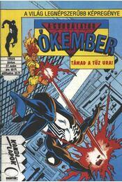 A Csodálatos Pókember 1992/6. 37. szám - Régikönyvek