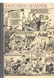 A nagyidai cigányok 1972. (1-14. szám 14. rész) - Régikönyvek