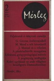 Mérleg 1972/2 - Régikönyvek