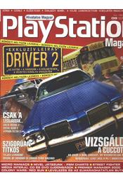 Play Station Magazin 2000. március - Régikönyvek