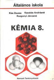 Kémia 8. - Régikönyvek
