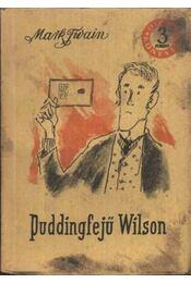 Puddingfejű Wilson - Régikönyvek