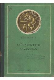 Szórakoztató ásványtan - Régikönyvek