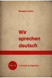 Wir sprechen deutsch Teil 1a - Régikönyvek