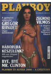 Playboy 2001. február - Régikönyvek