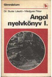 Angol nyelvkönyv I-II-III-IV. - Régikönyvek