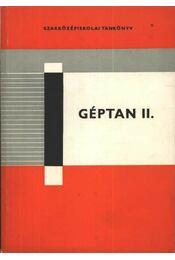 Géptan II - Régikönyvek