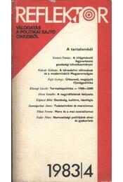 Reflektor 1983-4.szám - Régikönyvek