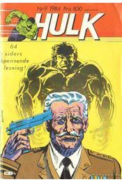 Hulk Nr. 9. 1984. - Régikönyvek