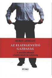 Az elszegényítő gazdaság - Régikönyvek