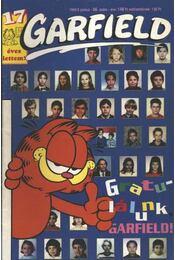 Garfield 1995/6. 66. szám - Régikönyvek