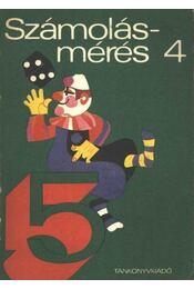 Számolás-mérés 4. - Régikönyvek