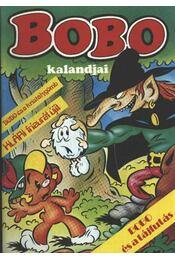 Bobo kalandjai 1988/02. (Bobo és a kristálygömb, Klári frizurát újít, Bobó és a tájfutás) - Régikönyvek