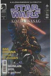 Star Wars 2005/1. 46. szám - Köztársaság - Régikönyvek