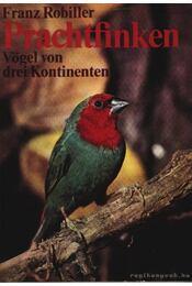 Prachtfinken - Régikönyvek