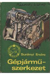 Gépjárműszerkezet - Régikönyvek
