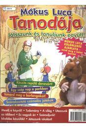 Mókus Luca Tanodája 11. szám - Régikönyvek