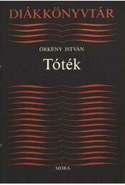 Tóték - Régikönyvek