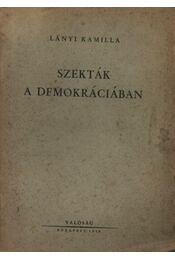 Szekták a demokráciában - Régikönyvek