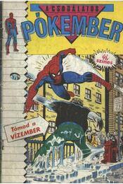 A csodálatos pókember 4. (Támad a vízember) - Régikönyvek