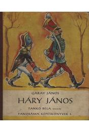 Háry János - Régikönyvek