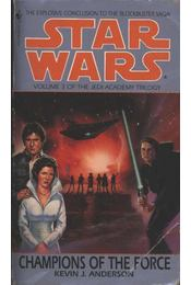 Champions Of The Force - Régikönyvek