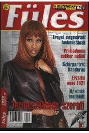 Füles 1999. évfolyam (teljes) - Régikönyvek