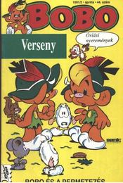 Bobo 44. 1991/2 április - Régikönyvek