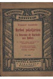 Marbod pokoljárása - Régikönyvek