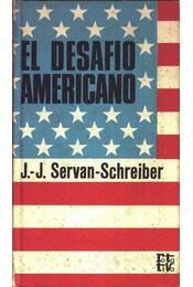 El Desafio Americano - Régikönyvek