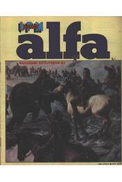 Alfa 1982. június - Régikönyvek