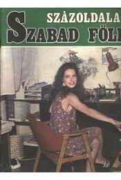 Százoldalas Szabad föld 1990. ősz. - Régikönyvek