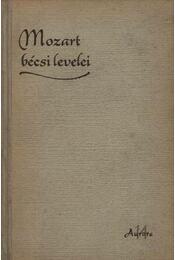 Mozart bécsi levelei - Régikönyvek