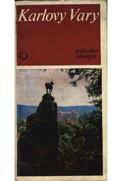 Karlovy Vary - Régikönyvek
