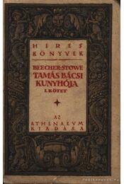 Tamás bácsi kunyhója I-II. kötet - Régikönyvek