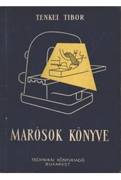 Marósok könyve - Régikönyvek