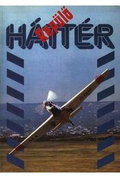 Repülő-háttér - Régikönyvek