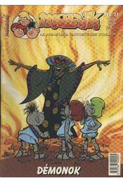 Démonok (Mozaik 2003. június No. 21.) - Régikönyvek