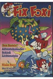 Fix und Foxi 48/1984 - Régikönyvek
