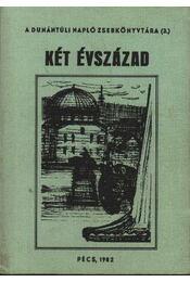 Két évszázad - Régikönyvek